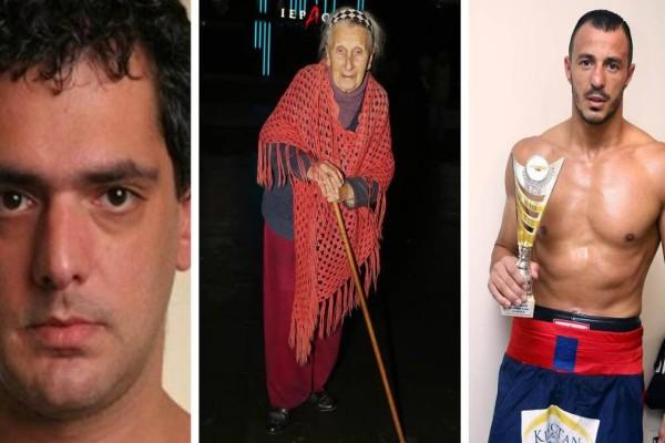 13+1 Διάσημοι Έλληνες που έχουν πεθάνει μέσα στο 2021!