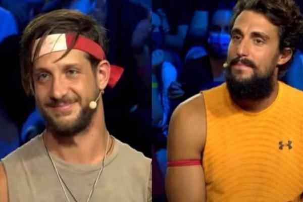 Survivor: Απίστευτο σκηνικό στα backstage του τελικού με Ηλία και Σάκη - Ούρλιαζαν γιατί… (ΒΙΝΤΕΟ)