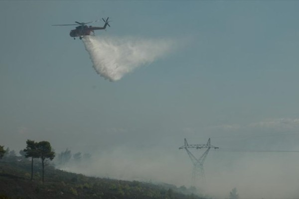 Φωτιά στην Κεφαλονιά: Υπό πλήρη έλεγχο - Παραμένουν ισχυρές δυνάμεις της Πυροσβεστικής