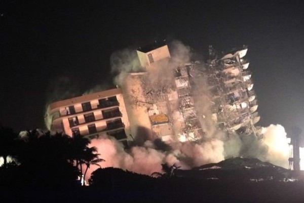 Κατάρρευση κτιρίου στο Μαϊάμι: Στους 28 οι νεκροί - Σχεδόν καμία ελπίδα να βρεθεί άλλος ζωντανός