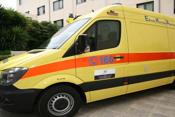 Τρομακτικό τροχαίο στην Πάτρα – Σε σοβαρή κατάσταση στο νοσοκομείο ένα παιδί