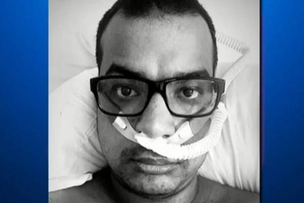 34χρονος αρνητής κορόιδευε τα εμβόλια στα social media! Σήμερα είναι νεκρός!