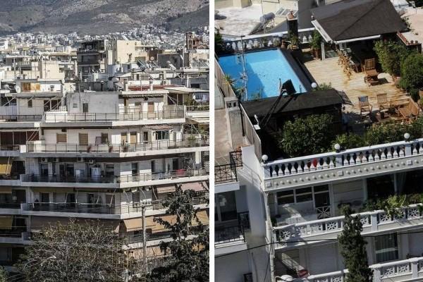 Ακίνητα: Ο χάρτης των ενοικίων σε όλη την Ελλάδα - «Καμπανάκι» για 400.000 ακίνητα άγνωστου ιδιοκτήτη