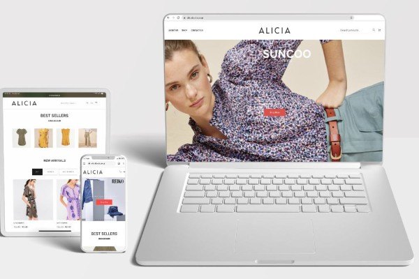 ALICIA boutique E-Shop: Μοναδικές επιλογές, διαφορετική εμπειρία shopping