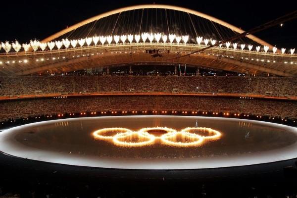 Ολυμπιακοί Αγώνες: Η υπέρλαμπρη τελετή έναρξης της Αθήνας το 2004