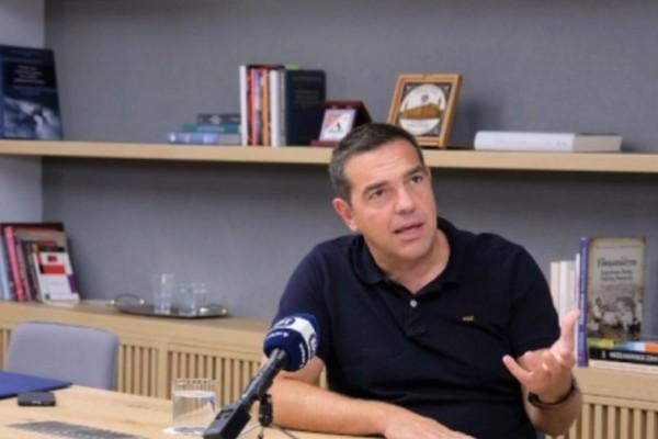 Τρομερός Αλέξης Τσίπρας: «Αν ξανάρθει στην Κυβέρνηση ο ΣΥΡΙΖΑ, τα παιδιά που κόπηκαν, θα καταθέσουν μηχανογραφικά με τους σημερινούς βαθμούς»