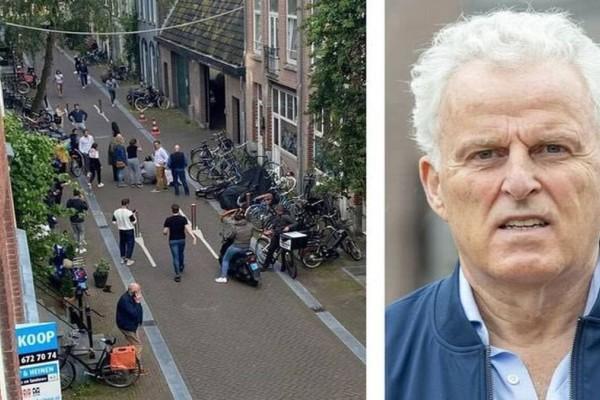 Δίνει μάχη για να παραμείνει στη ζωή ο δημοσιογράφος που δέχθηκε πυρά σε δρόμο του Άμστερνταμ - Τρία άτομα έχουν συλληφθεί