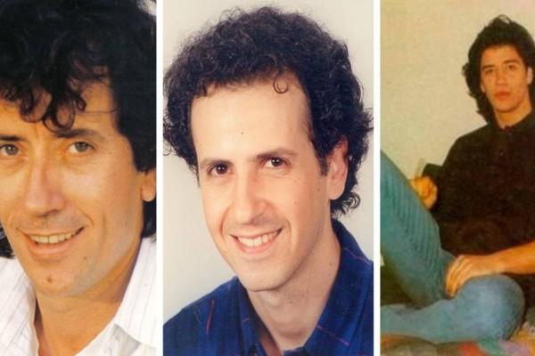 22 Διάσημοι Έλληνες από τα παλιά: Πως ήταν 25 χρόνια πίσω