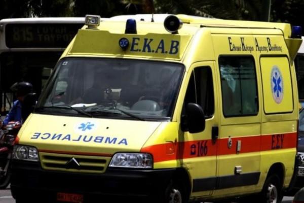 Τροχαίο Θεσσαλονίκη: Βαν συγκρούστηκε με τρακτέρ - Δύο νεκροί
