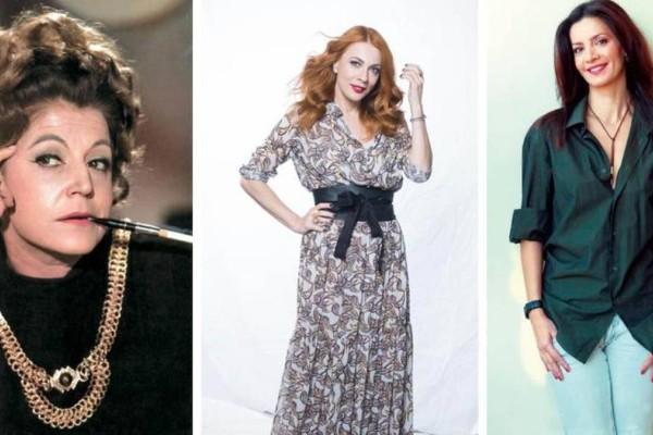 17 διάσημες Ελληνίδες που δεν κατάφεραν (ή δεν ήθελαν) να γίνουν μητέρες!