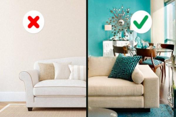 7 Τεράστια λάθη που κάνουμε όλοι με τη διακόσμηση του σπιτιού μας. Το 8ο είναι ό,τι χειρότερο!