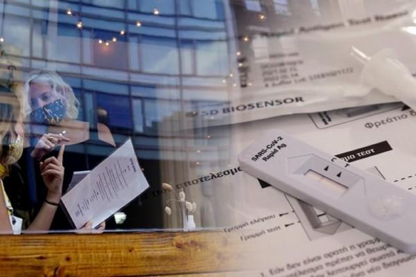 Εστίαση: Τα νέα μέτρα φέρνουν μείωση μισθού 80 ευρώ! Θα πληρώνουν για να δουλέψουν οι ανεμβολίαστοι εργαζόμενοι