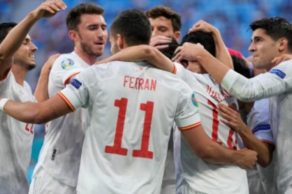 Euro 2020: Είδαν τον... Χάρο με τα μάτια τους οι Ισπανοί - Πρόκριση-θρίλερ στα πέναλτι κόντρα στους Ελβετούς (Video)