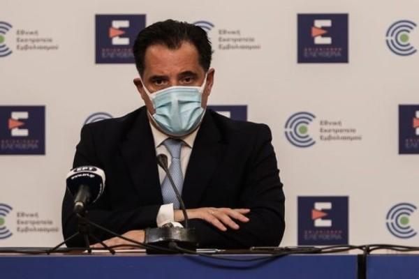 Γεωργιάδης: Συζητάμε εκ νέου τι θα κάνουμε, αν συνεχιστεί η άνοδος κρουσμάτων - Αύξηση έως και 262% στα κρούσματα