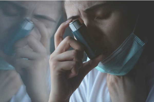 Πρωτοποριακό εισπνεόμενο φάρμακο για τον κορωνοϊό - Τι έδειξαν τα αποτελέσματα