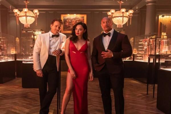 «Red Notice»: Ποια είναι η ακριβότερη ταινία του Netflix - Πότε κάνει πρεμιέρα;