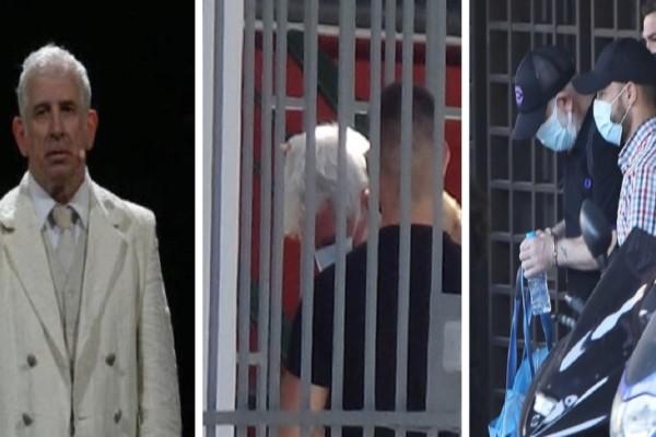 Πέτρος Φιλιππίδης: «Δεν είμαι καλά... Δεν περίμενα ποτέ να καταλήξω στη φυλακή» - Τα πρώτα λόγια του ηθοποιού