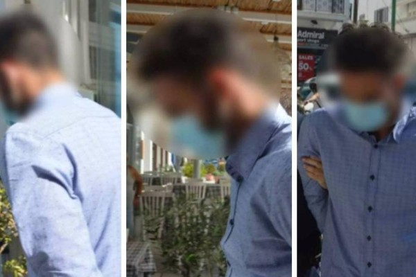«Αλήτη ντροπή σου»: Άγριο γιουχάρισμα του δολοφόνου, Δημήτρη Βέργου στη Νάξο!