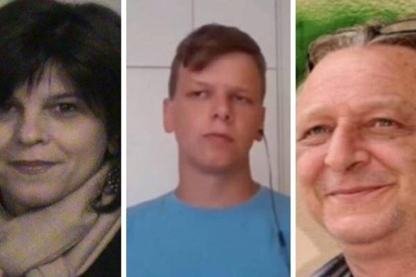Δημήτρης Καρακώστας: Αυτοί είναι οι γονείς του που πέθαναν από κορωνοϊό και τον καμαρώνουν από ψηλά! Έχει ακόμα 3 αδέλφια