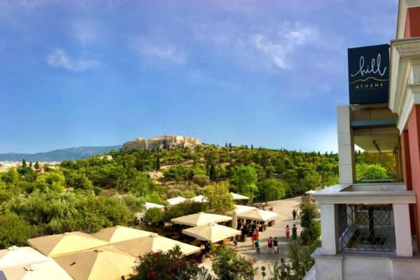 Μία αξέχαστη Ελληνική γευστική εμπειρία με θέα την Ακρόπολη και τον Λυκαβηττό!