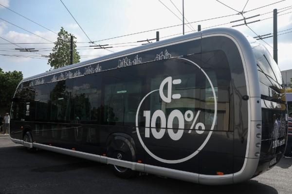 Αθήνα: To 2022 τα πρώτα ηλεκτρικά λεωφορεία