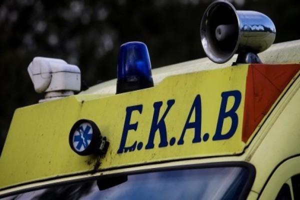 Σοβαρό τροχαίο με δύο τραυματίες πριν τα διόδια του Ισθμού - Αυξημένη η κίνηση στο ρεύμα προς Αθήνα