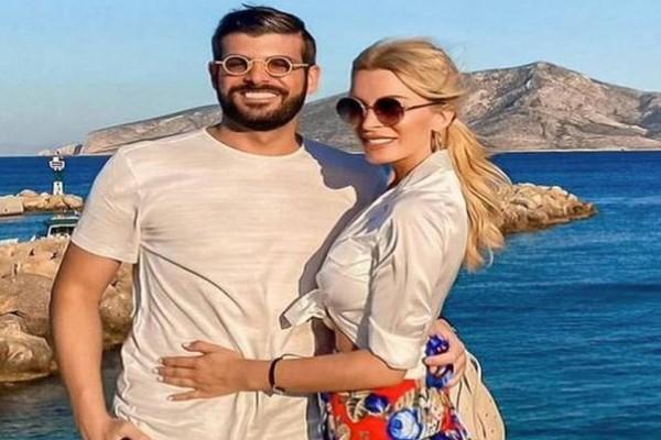 Παντρεύονται Κατερίνα Καινούργιου - Φίλιππος Τσαγκρίδης! Ο λαμπρός γάμος που ετοιμάζουν