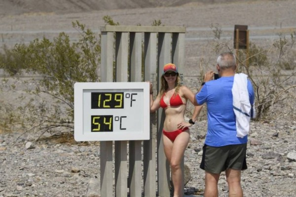 Σφοδρό κύμα καύσωνα πλήττει τις ΗΠΑ - Που έφτασε η θερμοκρασία τους 54 βαθμούς;