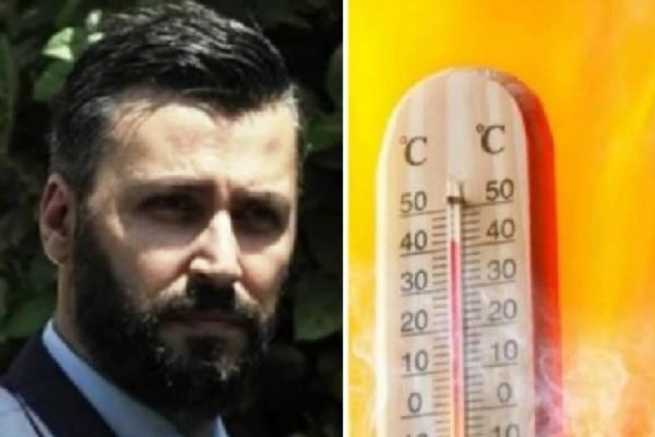 Καιρός: «Καίγεται» ξανά από τον καύσωνα η χώρα με το θερμόμετρο στους 40 - «Καμπανάκι» από Καλλιάνο