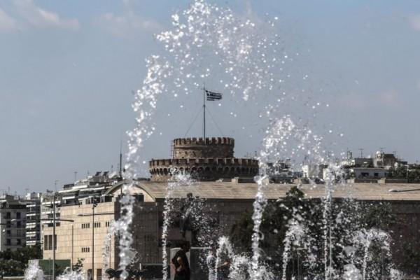 Θεσσαλονίκη: Κάλεσμα στους πολίτες να κατεβάζουν τα σκουπίδια μόνο το βράδυ λόγω καύσωνα