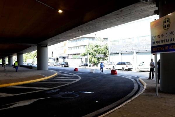 Ανάσα στον Κηφισό: Ο νέος κόμβος στην Ιερά Οδό που βελτιώνει την κυκλοφορία