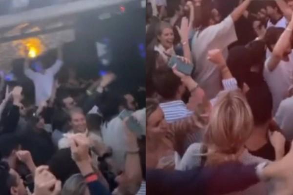 Κόλαση στη Μύκονος: «Κορωνοπάρτι» δίχως αύριο σε βίλα του νησιού