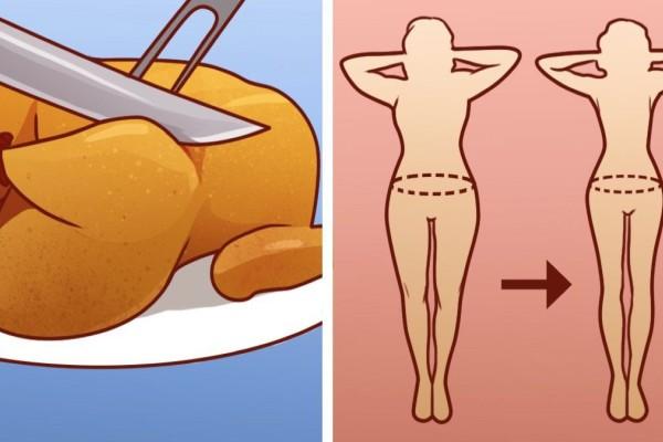 Γιατί πρέπει να ξαναρχίσετε να τρώτε την πέτσα από το κοτόπουλο