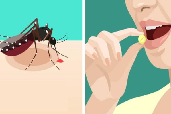 Κουνούπια: Αν καταναλώσετε αυτή την βιταμίνη φέτος δεν θα σας τσιμπήσει ούτε ένα!