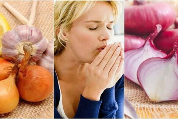Τα κρεμμύδια είναι μια φυσική σπιτική θεραπεία για τις περισσότερες ασθένειες