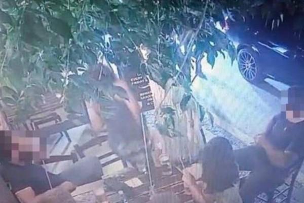 Κρήτη: Σοκαριστικό βίντεο από το επεισόδιο με τους πυροβολισμούς σε ταβέρνα!