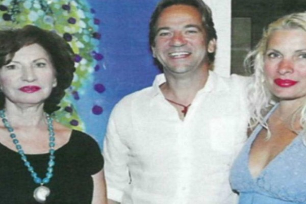 Πάμπλουτη η μητέρα του Ματέο Παντζόπουλου, Λιλίκα: Ποια είναι η περιουσία της πεθεράς της Ελένης Μενεγάκη!