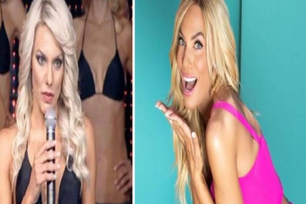 Ιωάννα Μαλέσκου: Φωτογραφίες πριν και μετά τις πλαστικές - Δηλώνει πως δεν έχει πειράξει τίποτα!