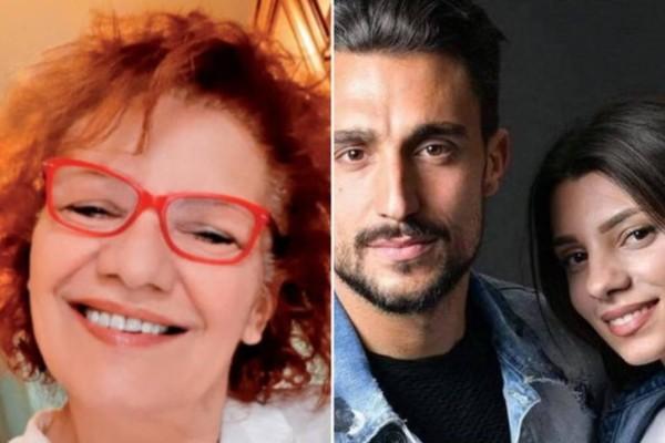 Τελικά... τα βρήκαν: Συναντήθηκε ο Σάκης με τη μητέρα της Μαριαλένας