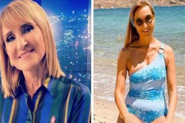 Μάρα Ζαχαρέα: Το αρετουσάριστο κορμί της που θα ζήλευαν πολλές 20αρες