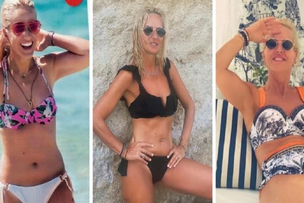 Μαρία Μπεκατώρου: Βάζει κάτω 20αρες - «Θανατηφόρο» το κορμί της 47χρονης παρουσιάστριας