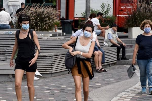 Ανατροπή με μάσκες: Επανέρχεται η μάσκα και στους εμβολιασμένους