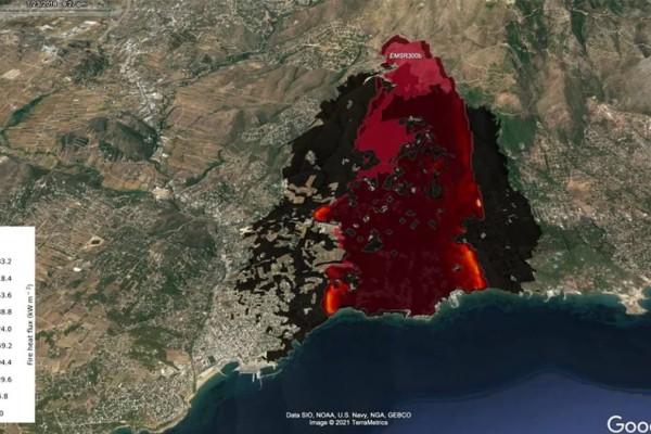 Τραγωδία στο Μάτι: «Η δεύτερη πιο φονική πυρκαγιά του 21ου αιώνα παγκοσμίως» - Πυροθύελλα κατηγορίας 7