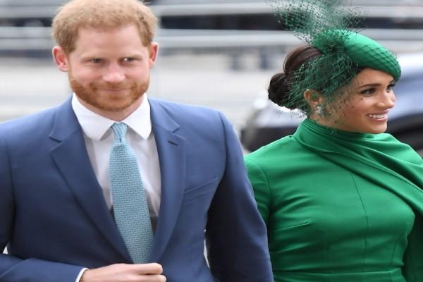 Πρίγκιπας Χάρι και Μέγκαν Μαρκλ υποψήφιοι για βραβείο Emmy