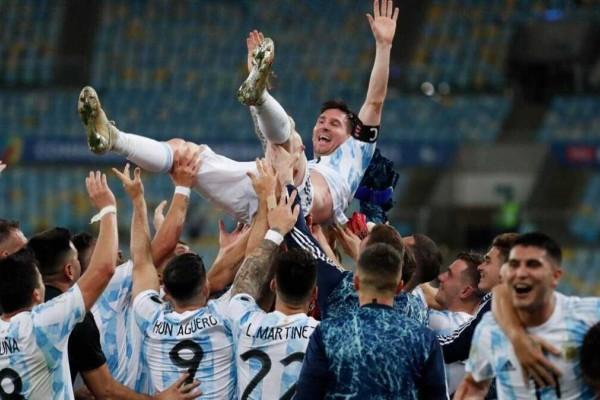 Copa America: Λύτρωση για τον Μέσι, το σήκωσε... και για τον Ντιέγκο μες στη Βραζιλία - Οι δύσκολες στιγμές και η ημέρα που είχε αποσυρθεί