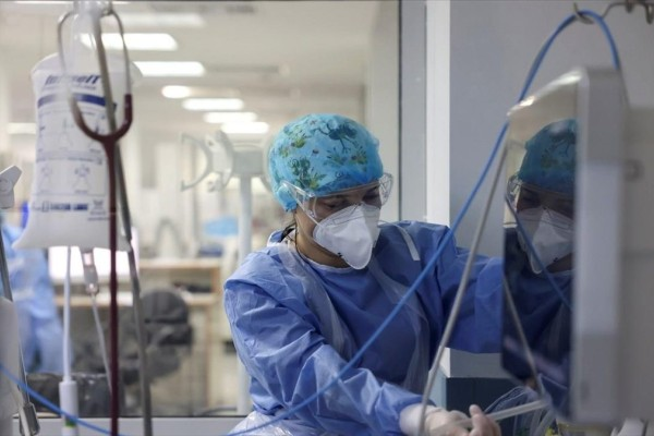 Λαμία: 43χρονος νίκησε τον κορωνοϊό μετά από μάχη 82 ημερών στο νοσοκομείο
