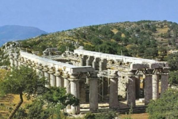 Μοναδικό φαινόμενο στην Ελλάδα! Ο Ναός του Επικούριου Απόλλωνα που… περιστρέφεται! (video)