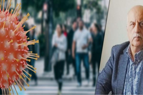 «Καμπανάκι» από τον Νίκο Τζανάκη: «Στο 4ο κύμα ο ιός θα μας επισκεφθεί όλους» - Η διαφορά εμβολιασμένων - ανεμβολίαστων και ο νέος συναγερμός