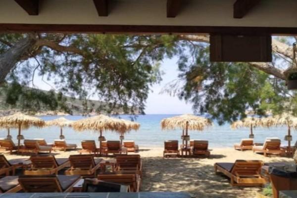 Nostos - Σίφνος: Το απόλυτο beach bar για τις καλοκαιρινές σας διακοπές