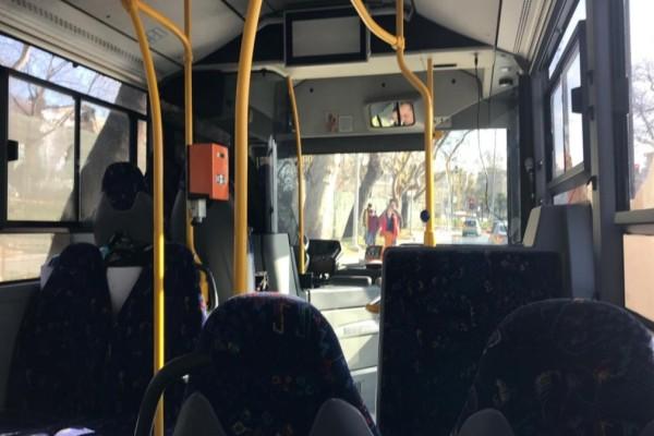 Θεσσαλονίκη: Επιβάτης επιτέθηκε με σπρέι πιπεριού σε οδηγό λεωφορείου